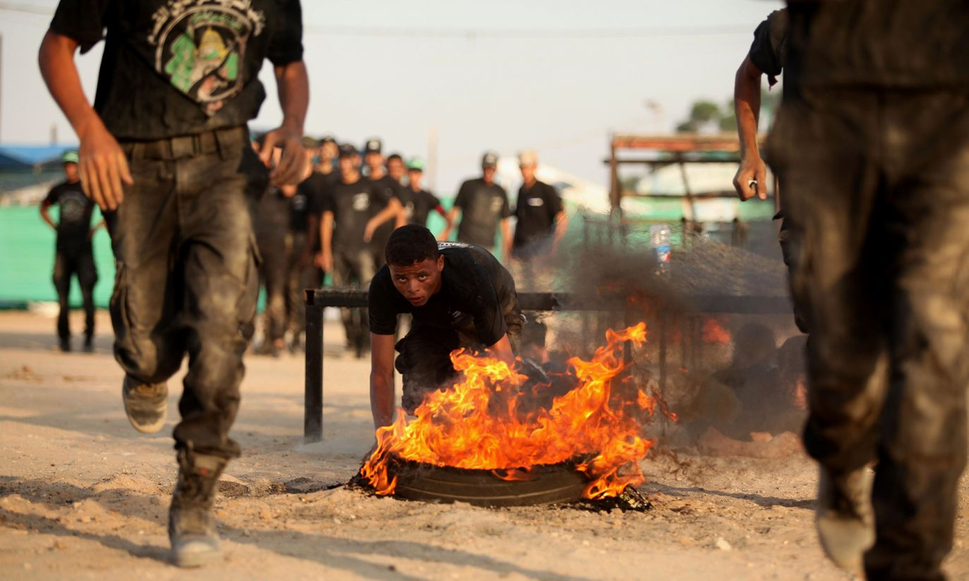 (fot. Ashraf Amra/Anadolu Agency/Getty Images)