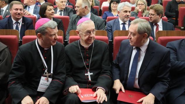 Narodowy Kongres Trzeźwości obradował w Warszawie (fot. PAP/Paweł Supernak)