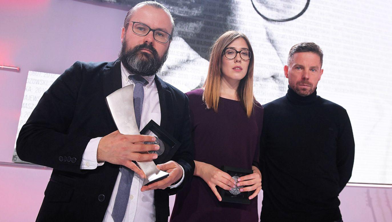 Laureaci nagrody, autorzy reportażu