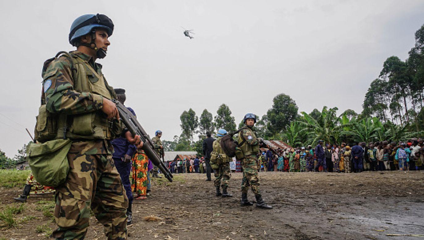 Starcia etniczne doprowadziły do ucieczki 16 tysięcy osób (fot. Giles Clarke/Getty Images.)