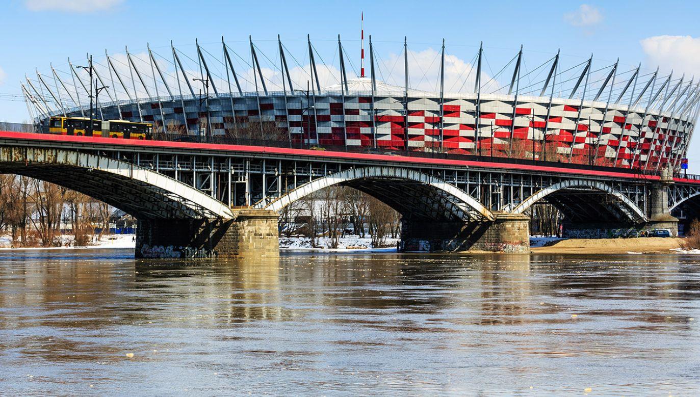 Most Poniatowskiego scenerią megaprodukcji (fot. Shutterstock/marekusz)