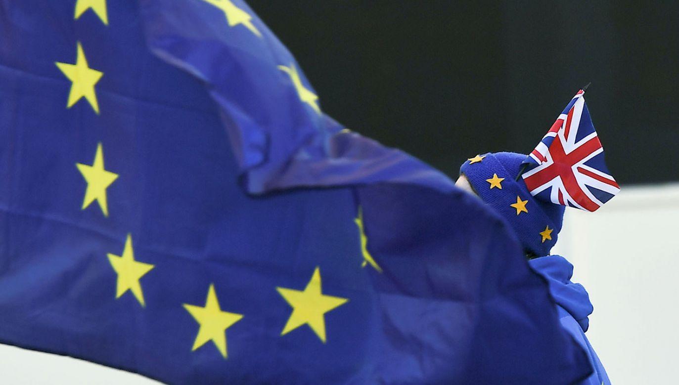 Gazeta przyznaje, że kolejny plebiscyt wiąże się z ryzykiem (fot. REUTERS/Clodagh Kilcoyne)