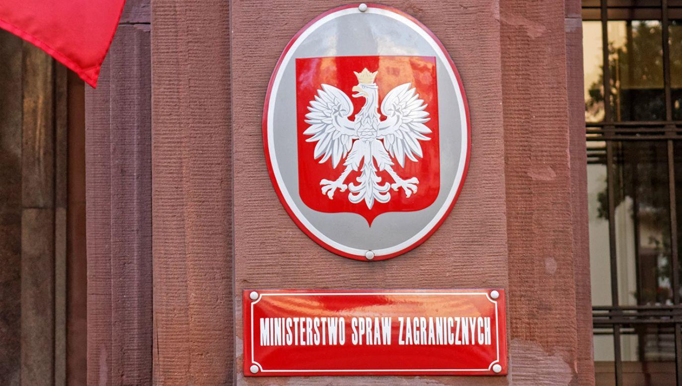Zdaniem ministerstwa postanowienie wydano bez zapoznania się ze stanowiskiem Polski (fot. Shutterstock/Mateusz_Szymanski)