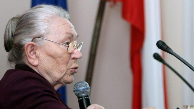 Anna Walentynowicz zginęła w katastrofie smoleńskiej (fot. arch.PAP/Leszek Szymański)