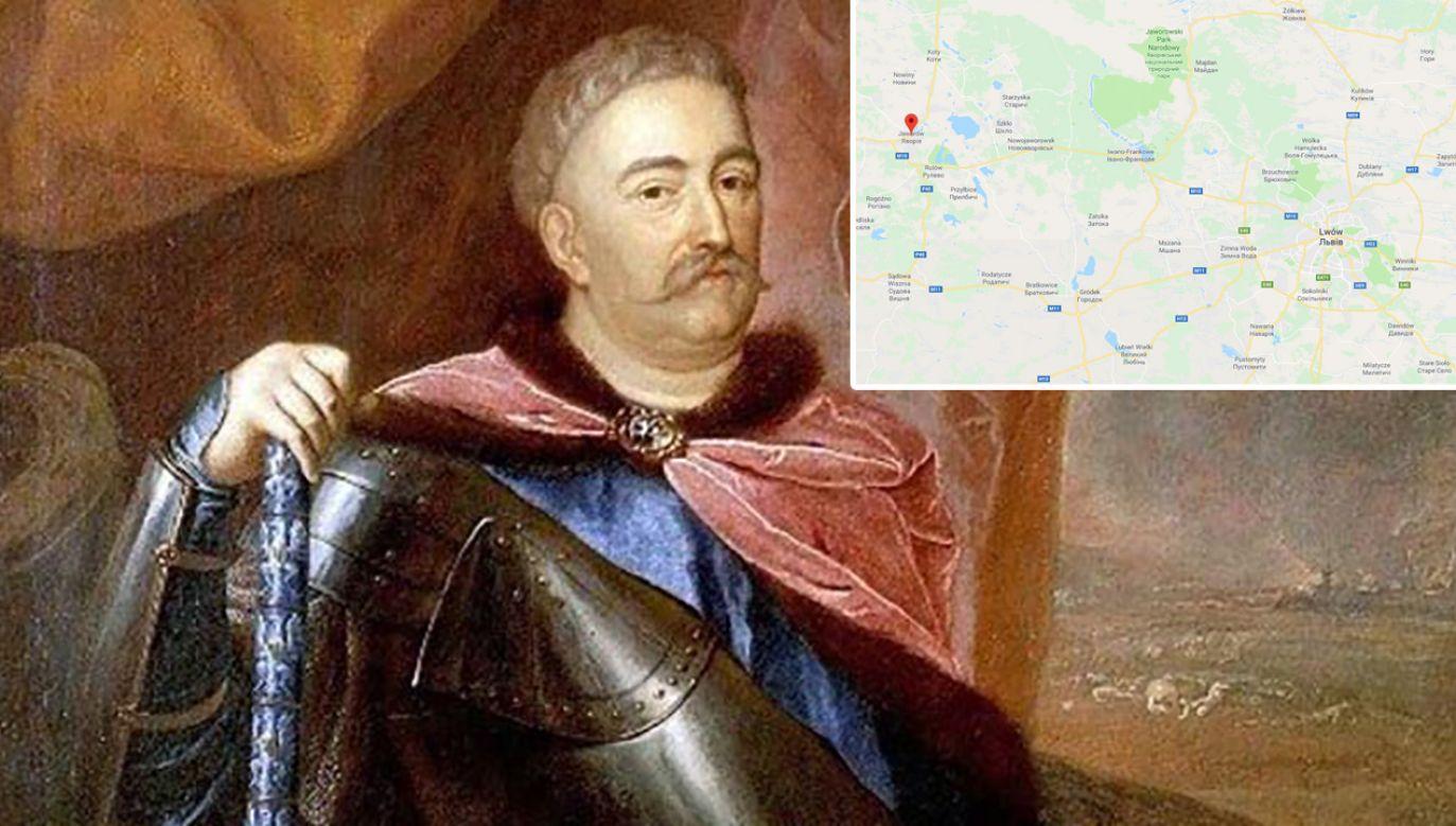W Jaworowie ma stanąć pomnik Jana III Sobieskiego (fot. Wikipedia/iDomena publiczna)