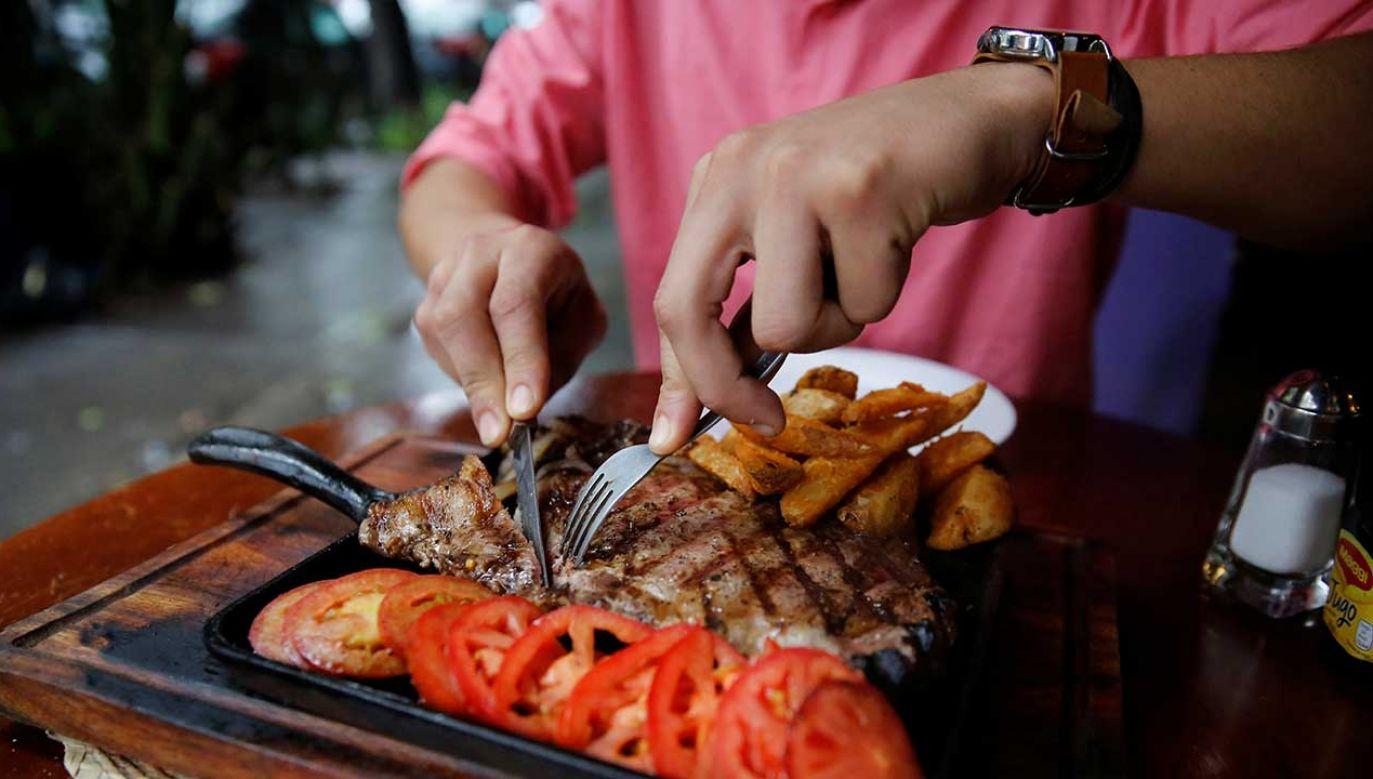 Największa konsumpcja mięsa przypada na USA i Australię (fot. REUTERS/Henry Romero)