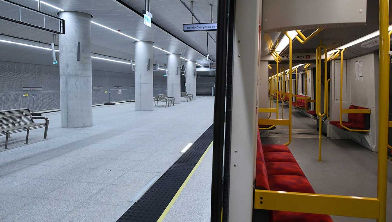 Na każdej ze stacji zostanie wyznaczona trasa, którą zwiedzający będą mogli przejść (fot. arch. PAP/Jacek Turczyk)
