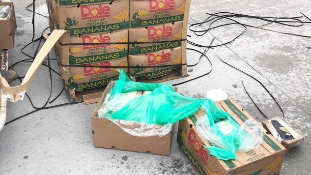 W środku znajdowała się kokaina warta prawie 18 mln dolarów (fot. Texas Department of Criminal Justice)