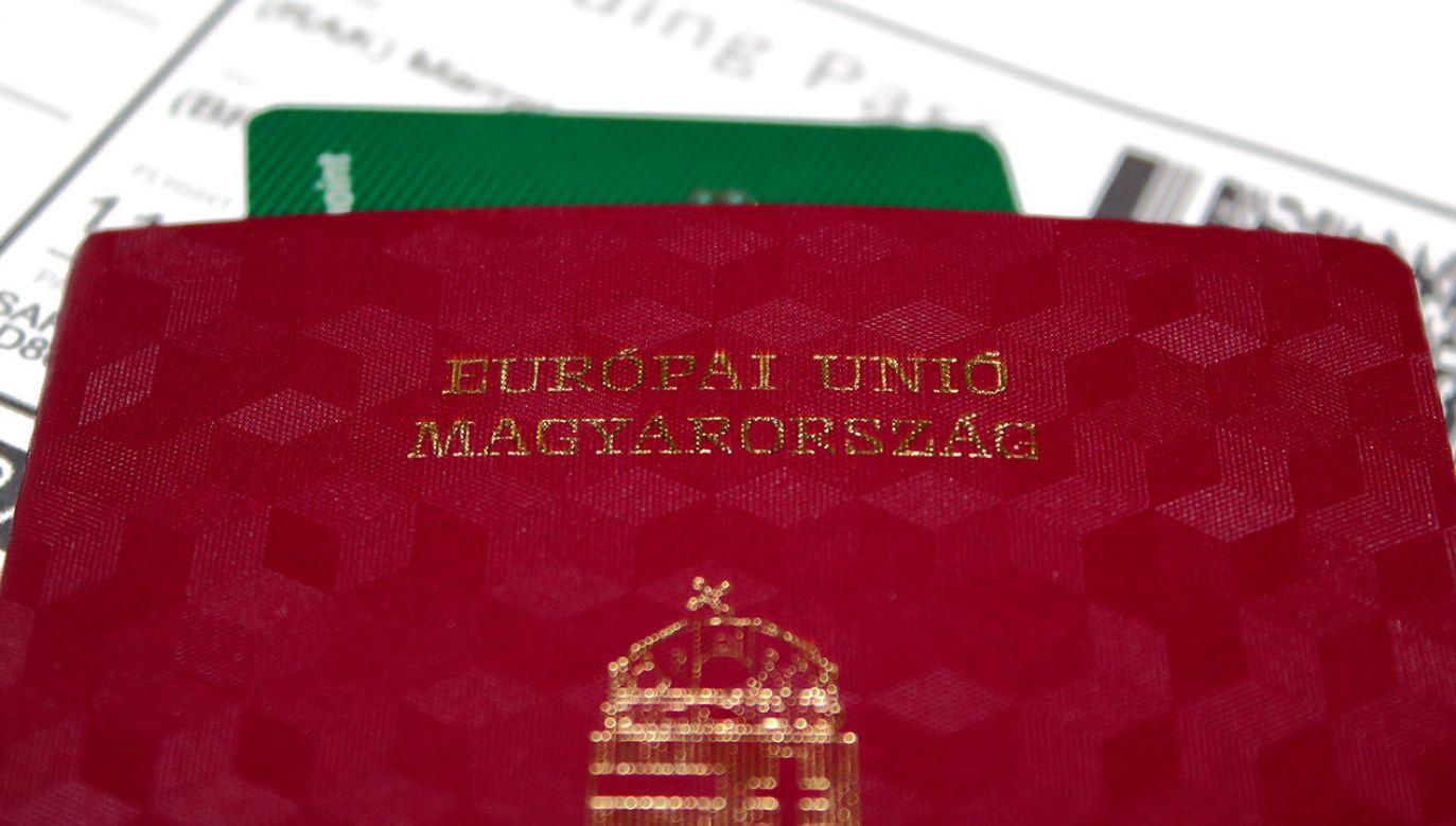 """""""Wiemy, że ciągle są przypadki ukrywanego wydawania paszportów. Sprawdzamy teraz, czy wideo jest autentyczne"""" – powiedział szef MSZ Ukrainy Pawło Klimkin (fot. Shutterstock/ tviolet)"""