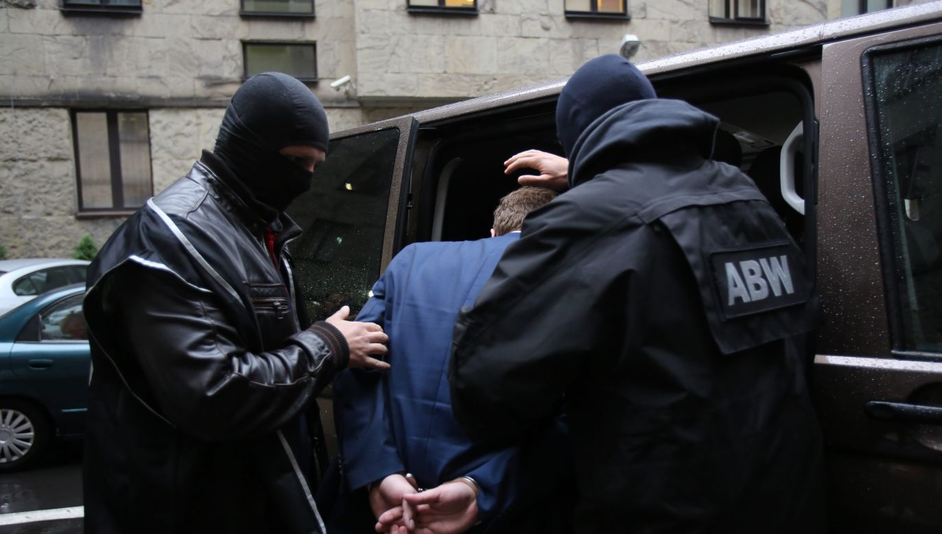 Chińczyk Weijing W. zatrzymany w styczniu przez ABW pod zarzutem szpiegostwa pozostanie w areszcie do lipca (fot. arch. Leszek Szymański)