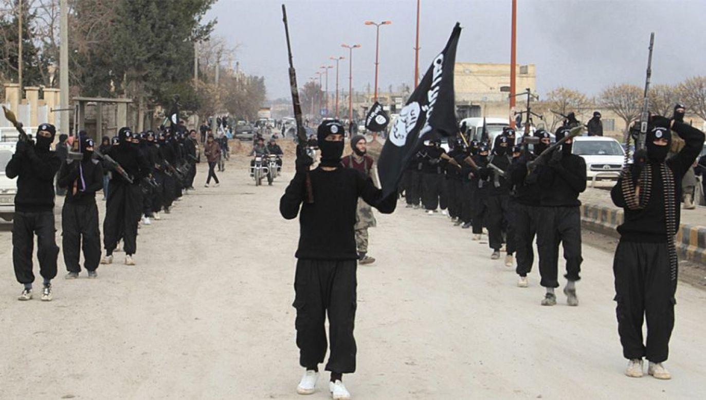 Państwo Islamskie wciąż stanowi ogromne zagrożenie (fot. ISIS/cc)