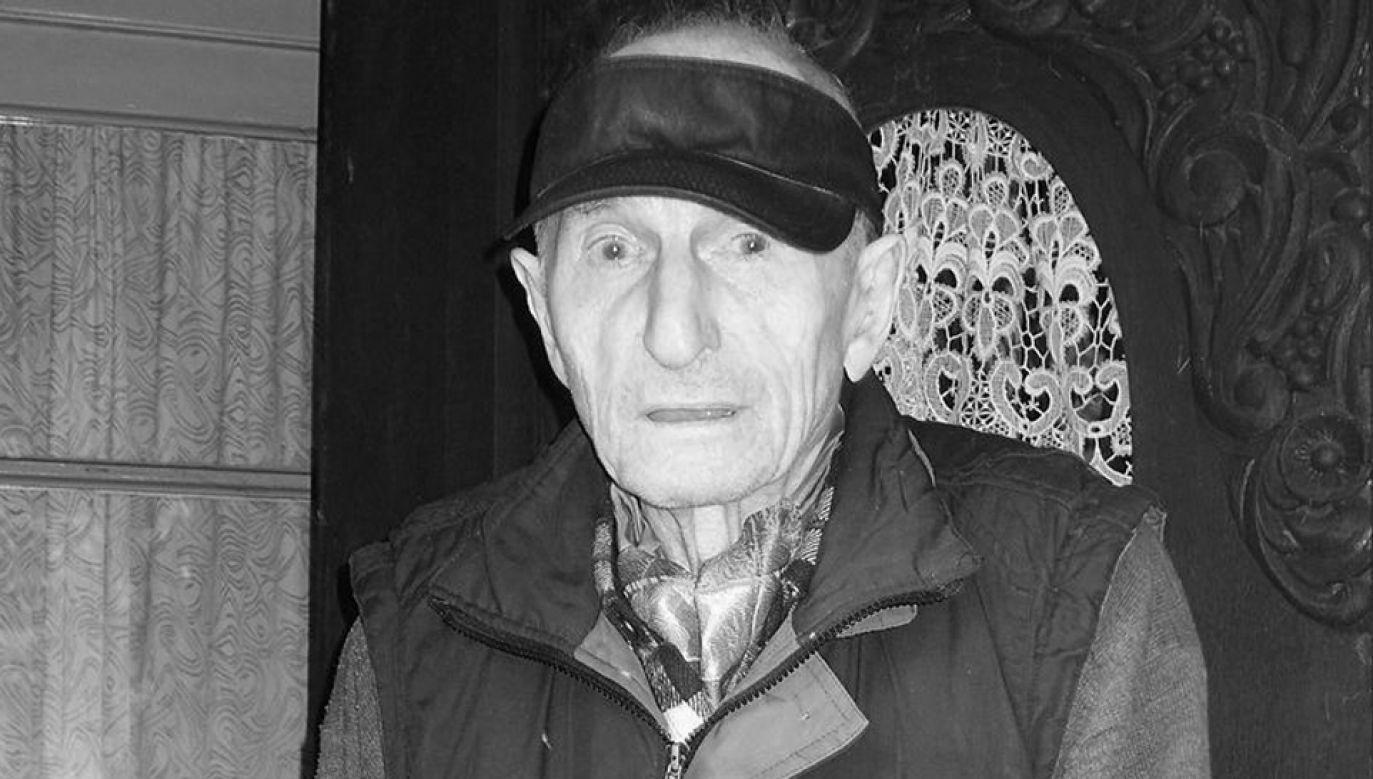 Brunon Zwarra był autorem kilku książek o Gdańsku (fot. Artur Andrzej)