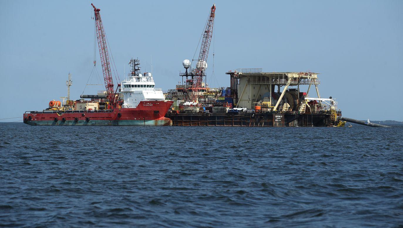 EU parliament condemns Nord Stream 2 construction