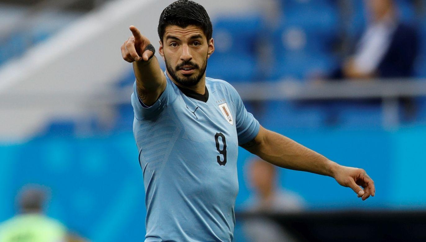 Luis Suarez (fot. Getty Images)