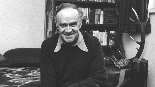 Pisarz naprawdę nazywał się Roman Mularczyk (fot. arch.PAP/Zbigniew Matuszewski)