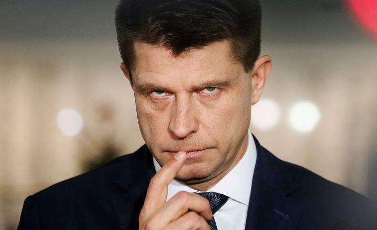 Przewodnicząca Nowoczesnej zaprzecza, że Ryszard Petru miał być kandydatem partii na stanowisko prezydenta Wrocławia  (fot. PAP/Paweł Supernak)
