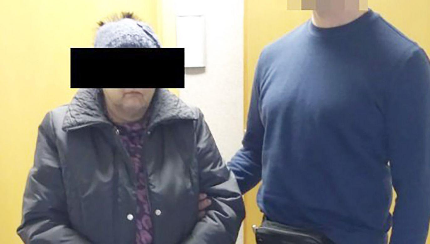 W sądzie zdecydowano o zastosowaniu tymczasowego aresztu (fot. policja.pl)