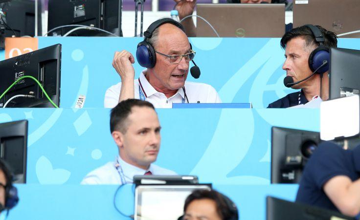 Dariusz Szpakowski po raz dziewiąty komentuje mecze mistrzostw świata dla Telewizji Polskiej (fot. 400mm.pl)