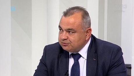 18.05.2018, Marek Langer - dyrektor oddziału GDDKiA w Zielonej Górze