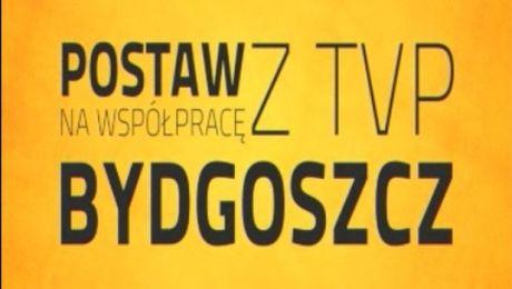 Zacznij współpracę z TVP Bydgoszcz