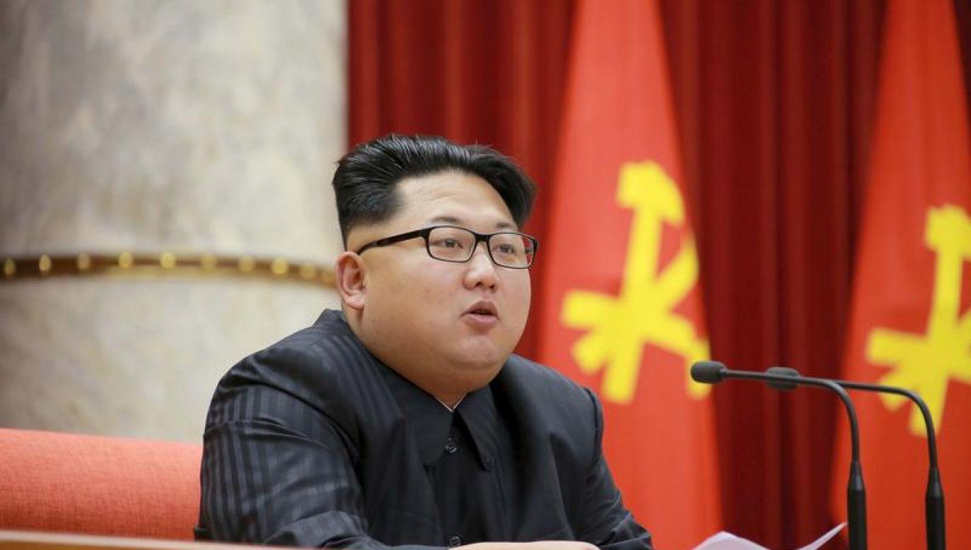 Rozmowy w Waszyngtonie miały miejsce cztery dni temu (fot. REUTERS/KCNA)