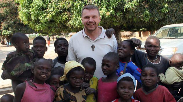 Missionario polacco rapito in centrafrica