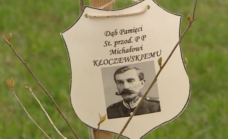 Dęby pamięci zasadzone. Upamiętniają pomordowanych w Katyniu