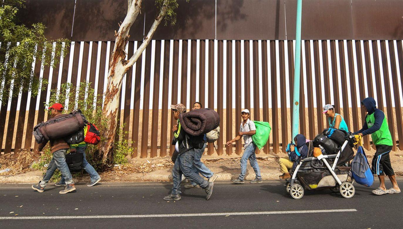Pakt ma regulować kwestie międzynarodowego przepływu osób (fot. PAP/EPA/Juan Barak)