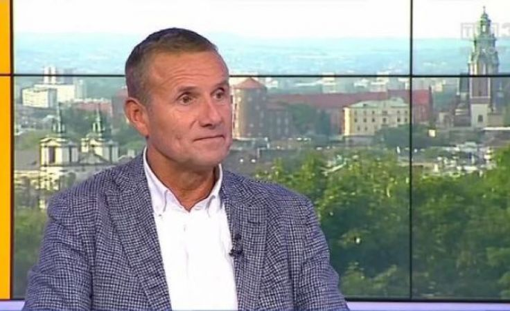 Zbigniew Starzec  (fot. TVP3 Kraków)