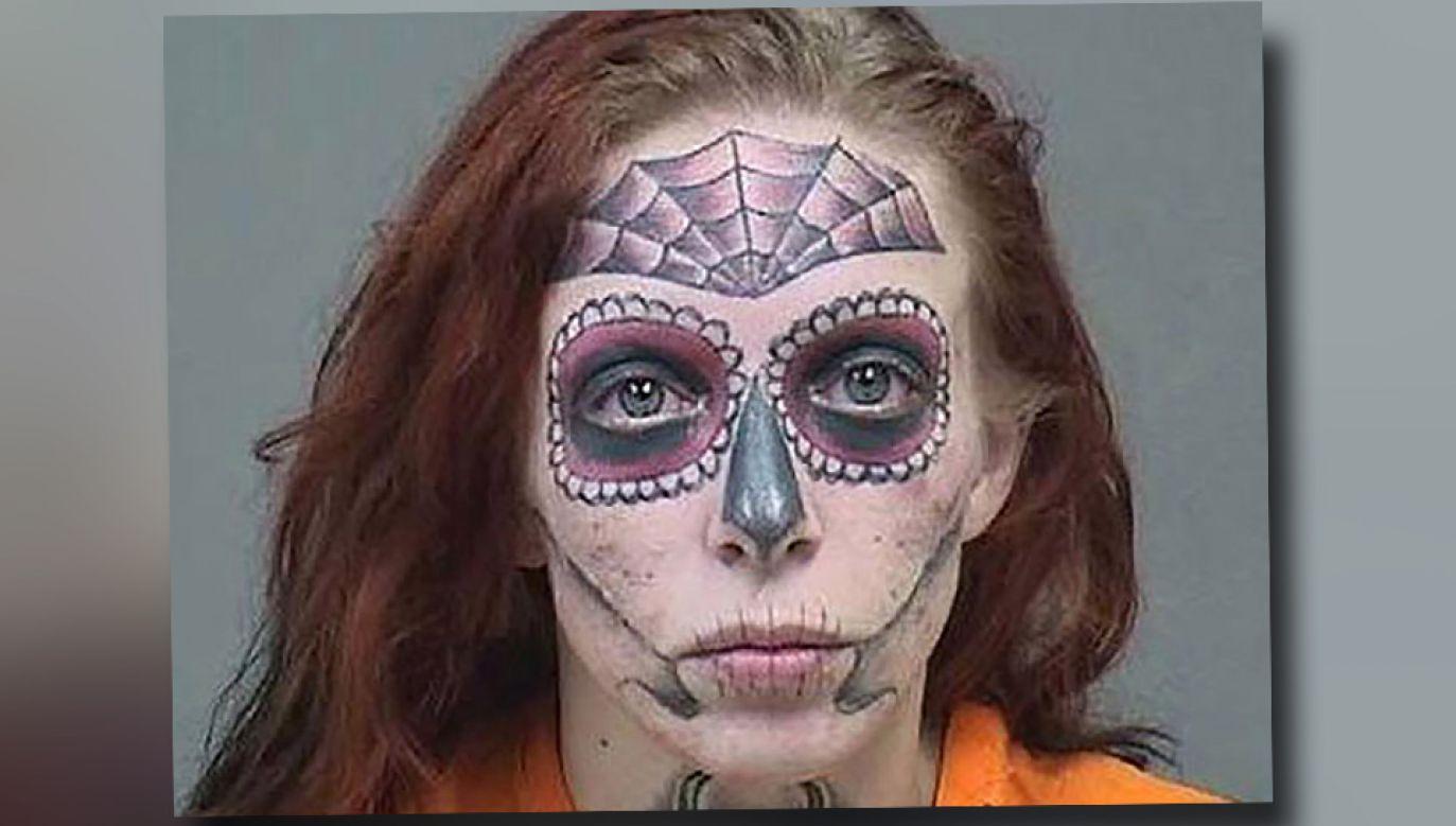 Alyssa Zebrasky znów weszła w konflikt z prawem (fot. Austintown Police)