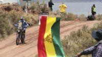 Deszczowa Boliwia powitała uczestników Rajdu Dakar (fot. EPA/Martin Alipaz)