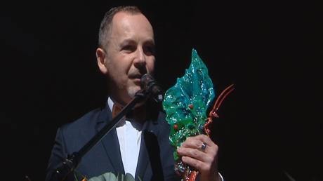 Wojciech Kuska laureatem gorzowskiego Motyla!