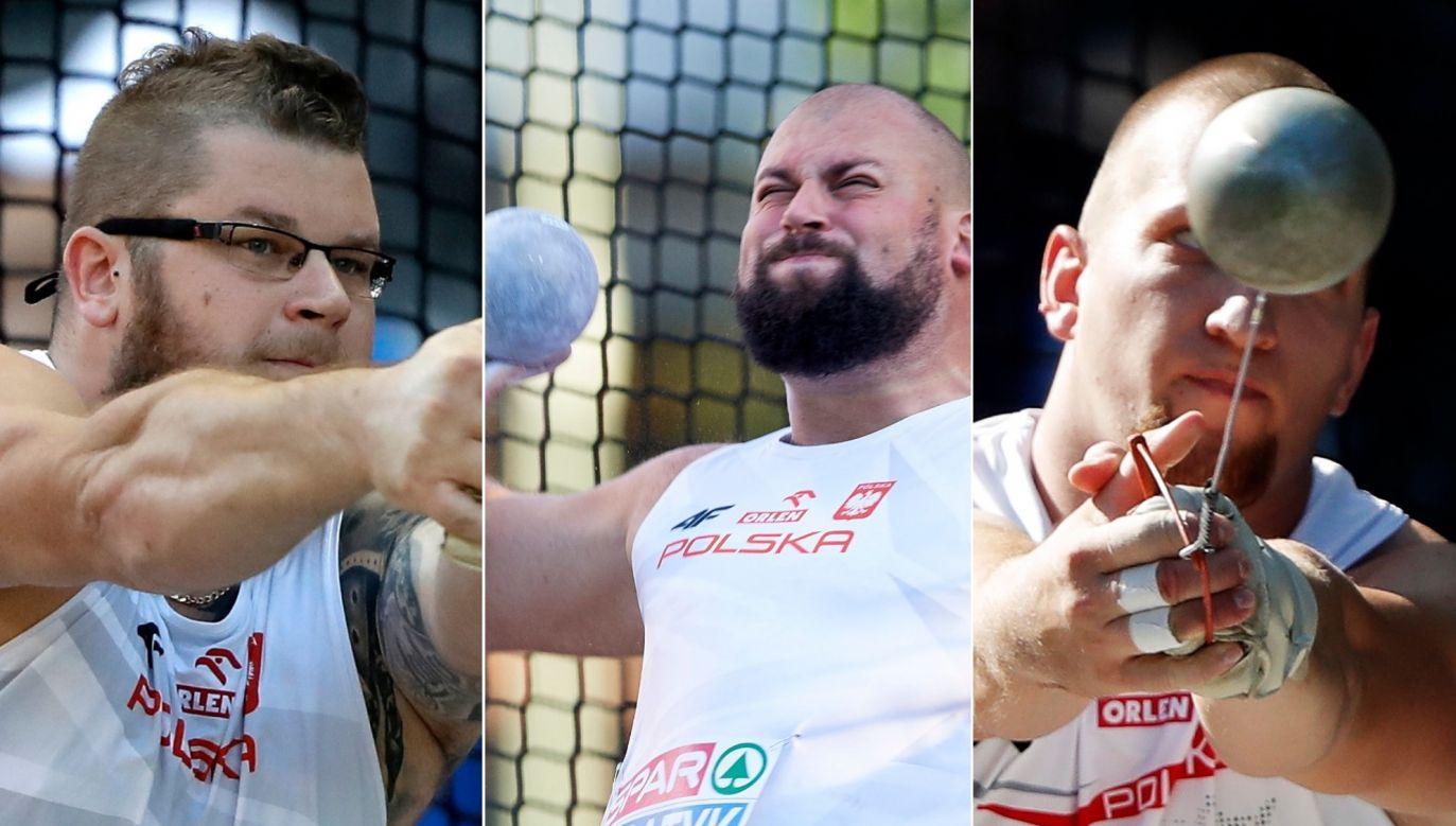 Tylko wielkie nieszczęście mogłoby sprawić, że Polacy nie zdobędą w poniedziałek w Berlinie przynajmniej jednego medalu (fot. PAP)