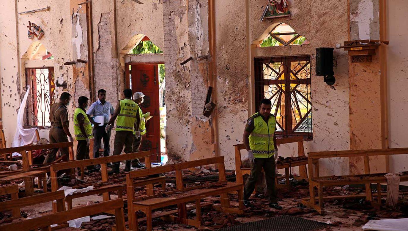 Prezydent państwa powołał specjalny zespół, który ma zbadać serię zamachów (fot. REUTERS/Athit Perawongmetha)