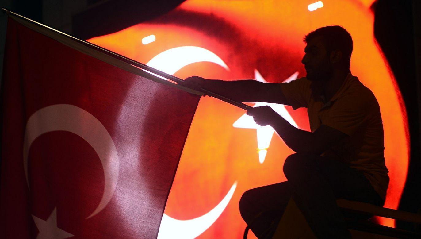 Blisko 300 tureckich dyplomatów złożyło w Niemczech wniosek o azyl od lipca 2016 roku, czyli udaremnionego zamachu stanu  (fot. Volkan Kasik/Anadolu Agency/Getty Images)