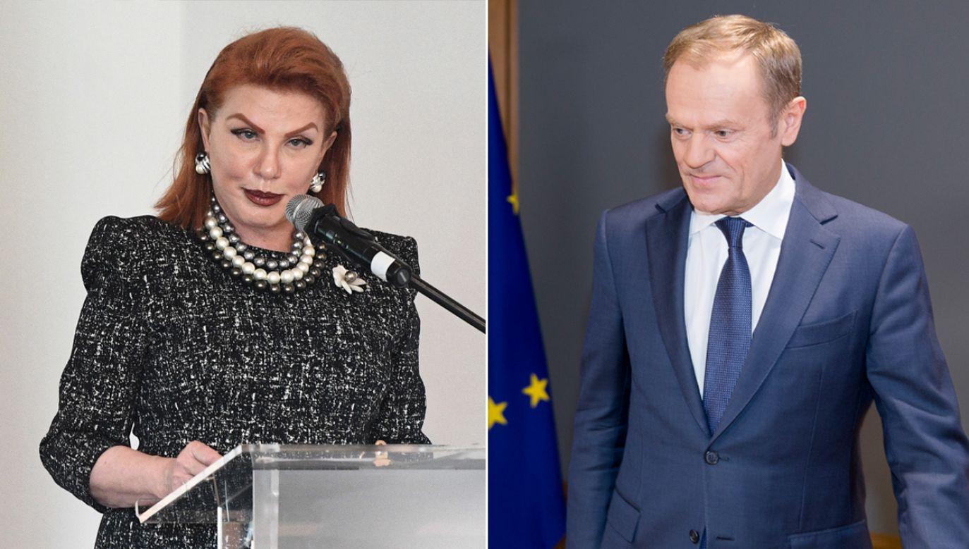 Ambasador USA w Polsce skierowała tweeta do szefa Rady Europejskiej (fot. PAP/Radek Pietruszka/STR/NurPhoto/Getty Images)