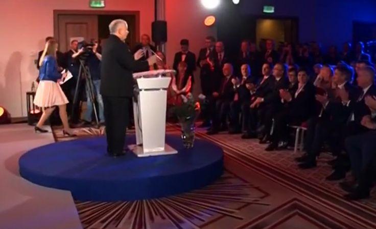 Prezes PiS, J. Kaczyński apeluje o konsolidację narodową w kwestii reparacji wojennych