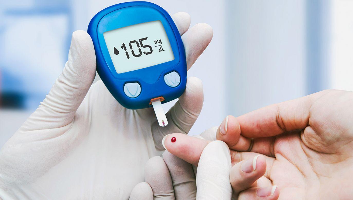 Do 2035 r. liczba chorych na cukrzycę może wzrosnąć do ponad 600 mln osób (fot. Shutterstock/Piotr Adamowicz)