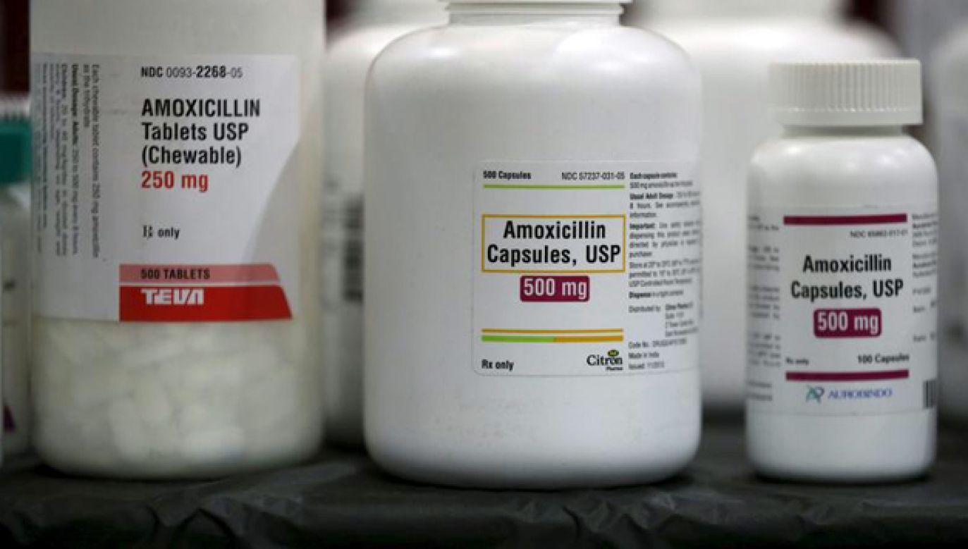 Kraje członkowskie ONZ potwierdziły konieczność opracowania narodowych strategii przeciwdziałania antybiotykoodporności (fot.  REUTERS/Lucy Nicholson)