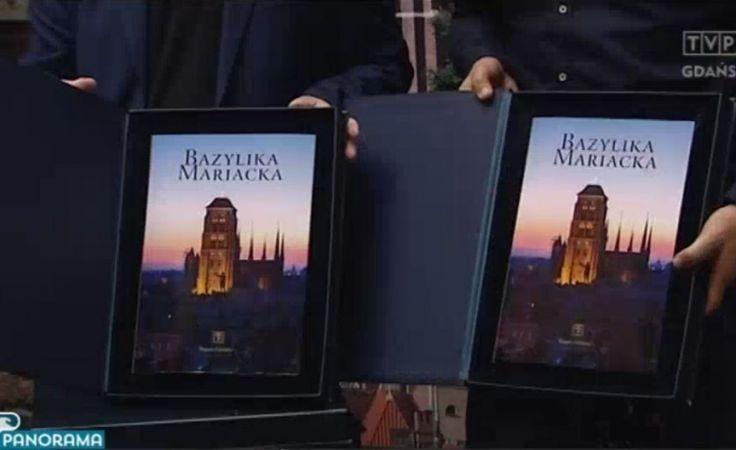 Album o dziejach Bazyliki Mariackiej