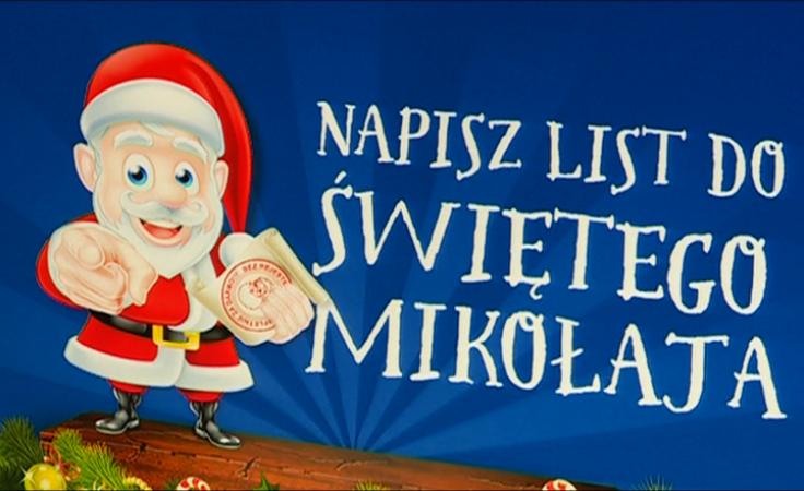 O co dzieci proszą Świętego Mikołaja? Akcja pisania listów