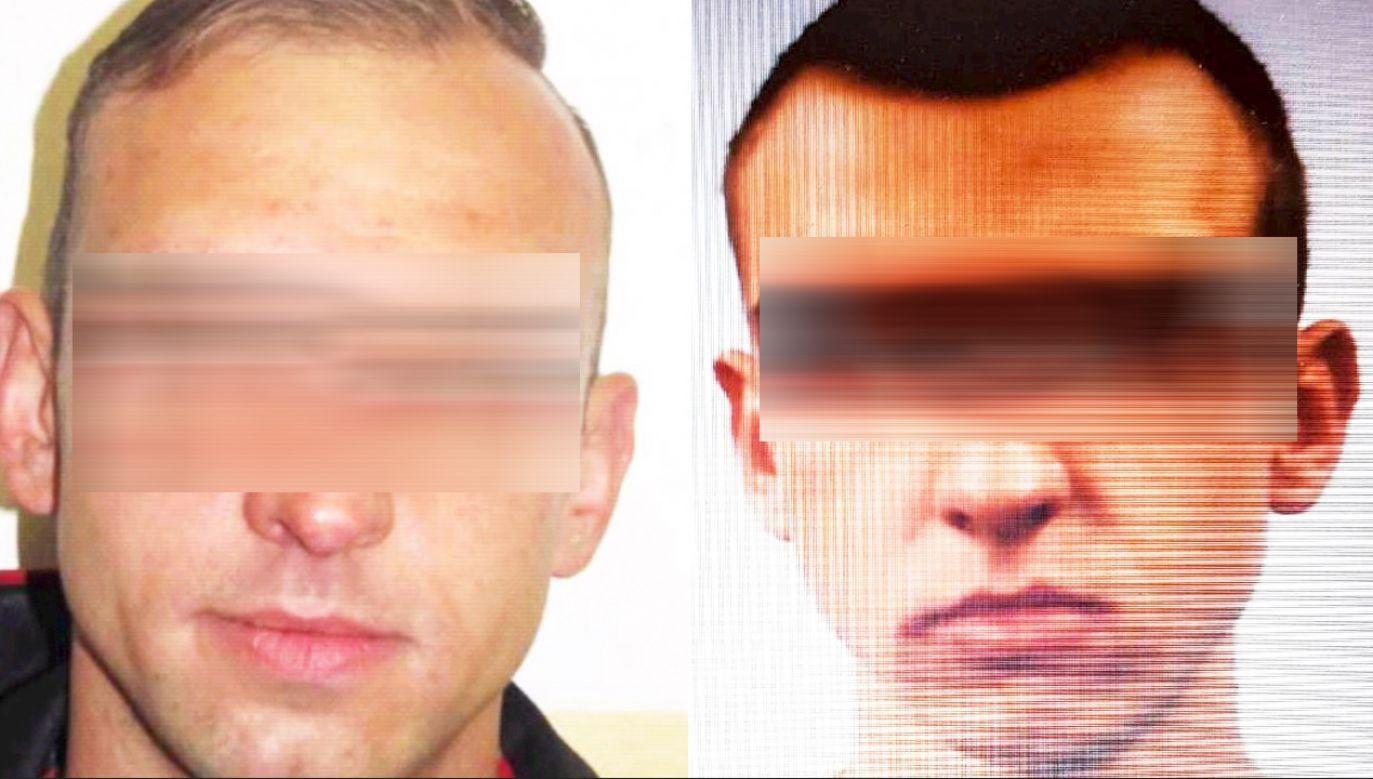W piątek około południa 30-letni Adam D. wymknął się policjantom na terenie zespołu szpitalnego przy ul. Walczaka w Gorzowie Wlkp. (fot. policja.pl)