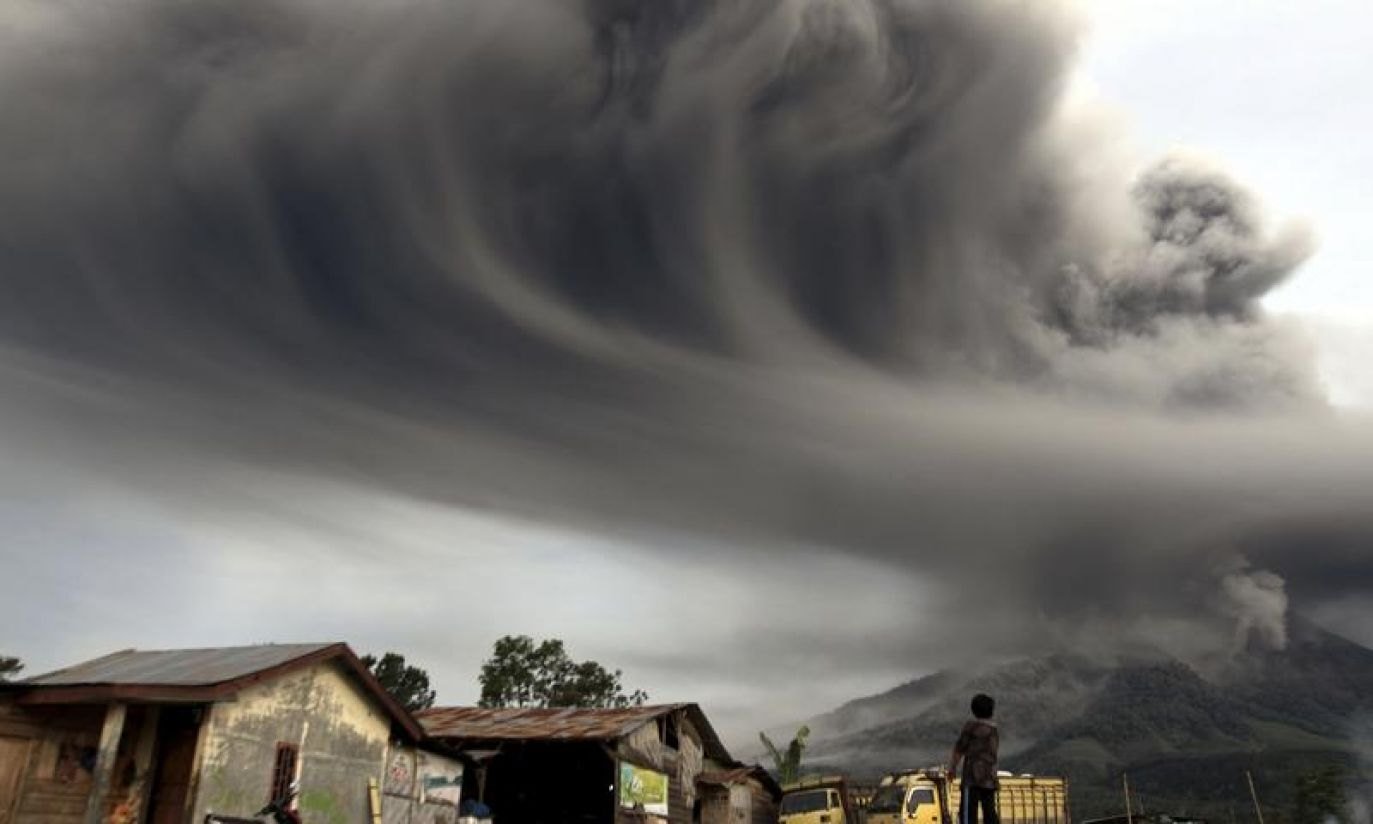 (fot. REUTERS/Roni Bintang)
