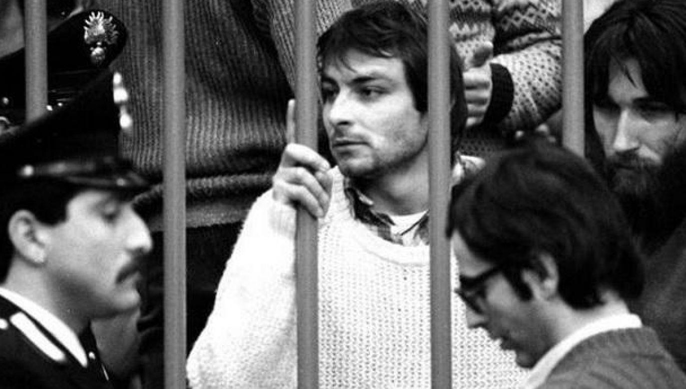 Cesare Battisti został skazany w 1979 r. Dwa lata później uciekł z więzienia i przedostał się do Francji (fot. domena publiczna)