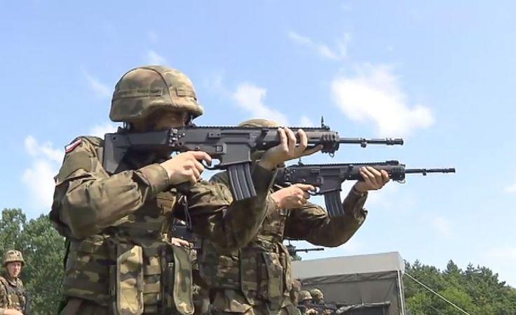 Szkolenia żołnierzy WOT. Kim są terytorialsi?
