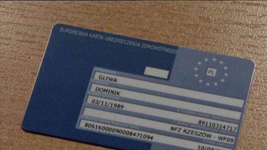 Karta Ubezpieczenia Europa.Europejska Karta Ubezpieczenia Zdrowotnego Tvp3 Rzeszow