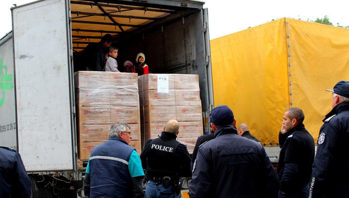 Nielegalni syryjscy uchodźcy trafiają m.in. do Warny (fot. NurPhoto/NurPhoto via Getty Images)