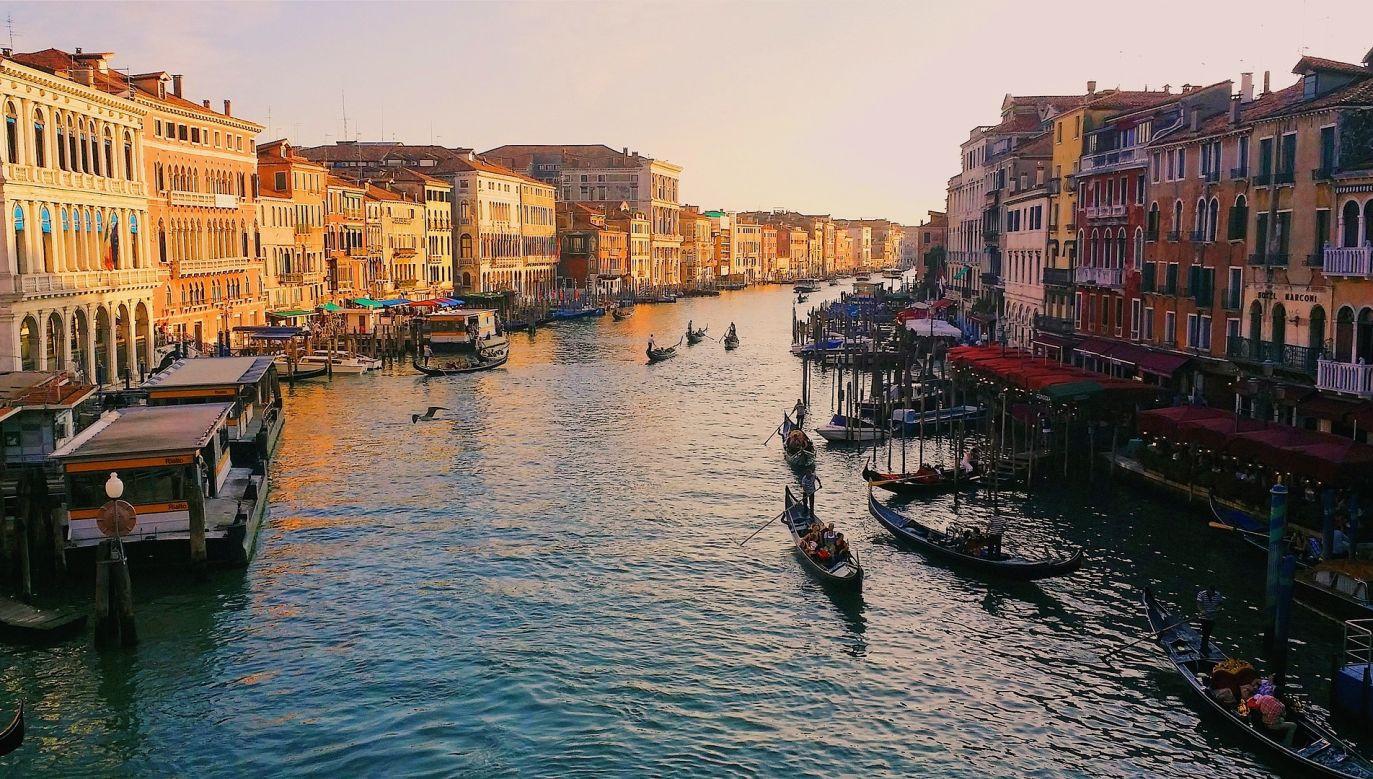 Wenecki magistrat wprowadzi opłaty za wstęp do miasta (fot. Pixabay/Free-Photos)