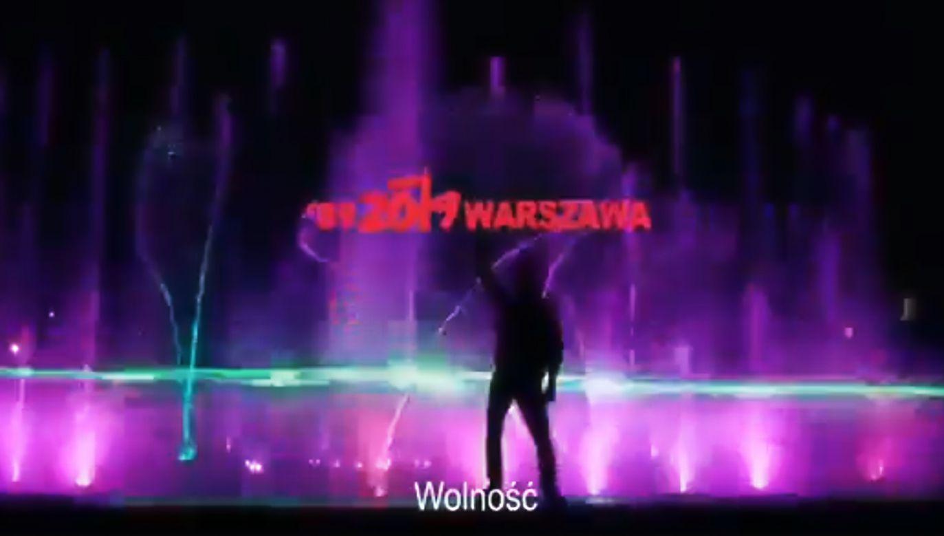 Wiśniakowski udostępnił spot na Twitterze. (fot. TT/Bartosz Wiśniakowski)