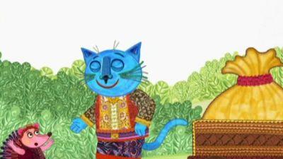Kot Miro – Tajemniczy worek, odc. 21